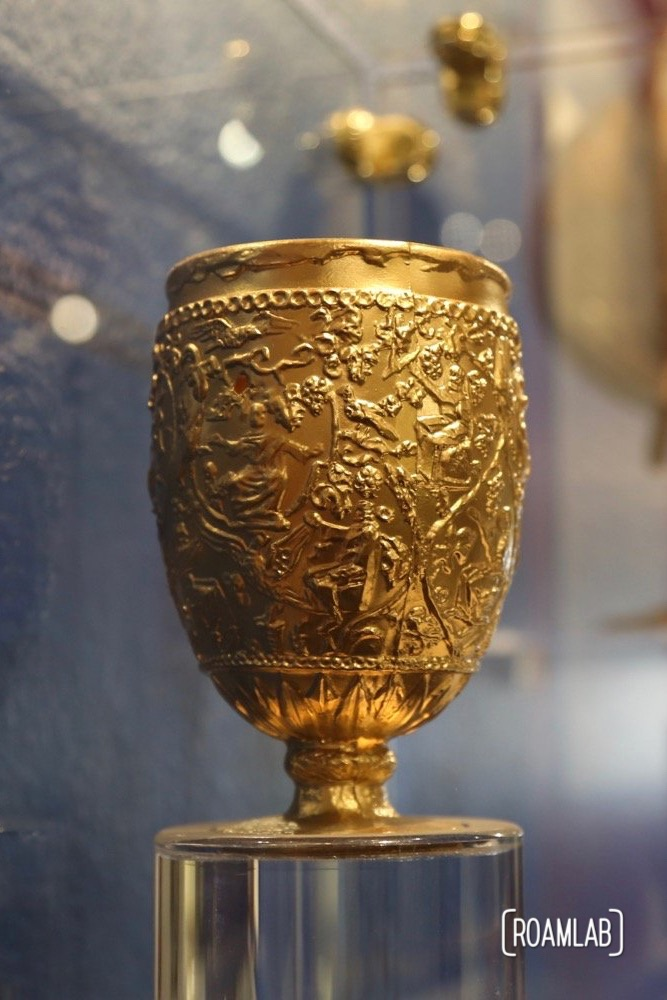 Almost The Holy Grail at the Grand Junction Museum