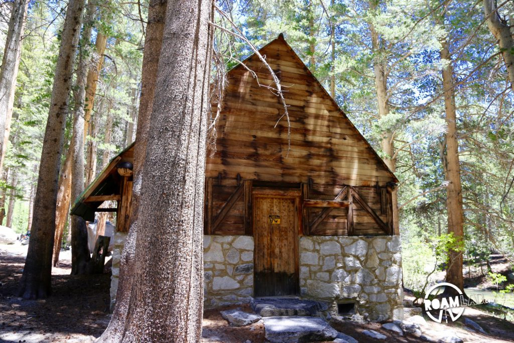 Deep in the John Muir Wilderness is Lon Chaney's Mountain Cabin. The silent era actor was best known for his portrayal of Quasimodo in The Hunchback of Notre Dame (1923) and Erik in The Phantom of the Opera (1925). His makeup techniques not only earned him major character roles but revolutionized the field as a whole.