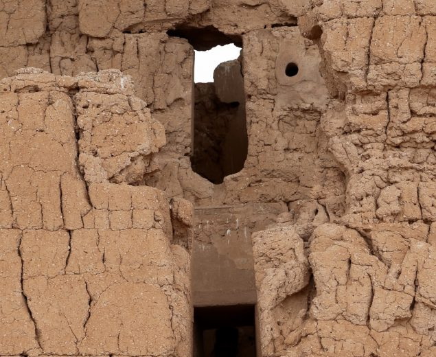 Exploring the Casa Grande Ruins National Monument