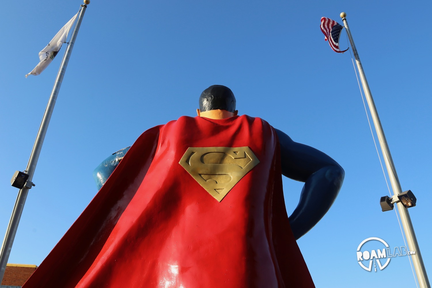 "On January 21, 1972, DC comics declared the fictional town of Metropolis to be the ""Hometown of Superman."" On June 9, 1972, the state of Illinois declared the very real town of Metropolis, Illinois to be the ""Hometown of Superman."" What followed was the inevitable scheduling of Superman themed events, attractions, and a very large statue in the town square."