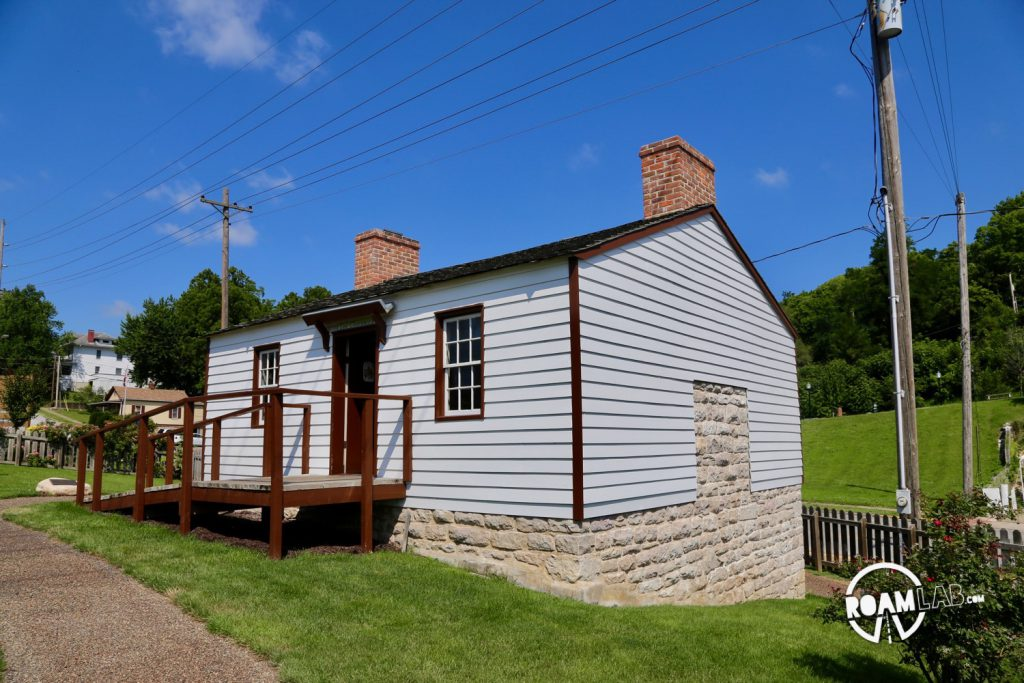 Before he adopted the pen name Mark Twain, Samuel Clemens grew up in Hannibal, Missouri, the template for Tom Sawyer and Huckleberry Fin's hometown.