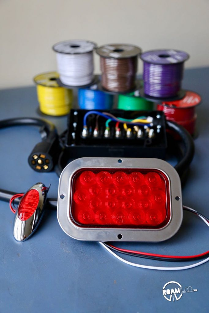 RV Trailer Lights: Rewiring Brake, Clearance, and License Plate Lights