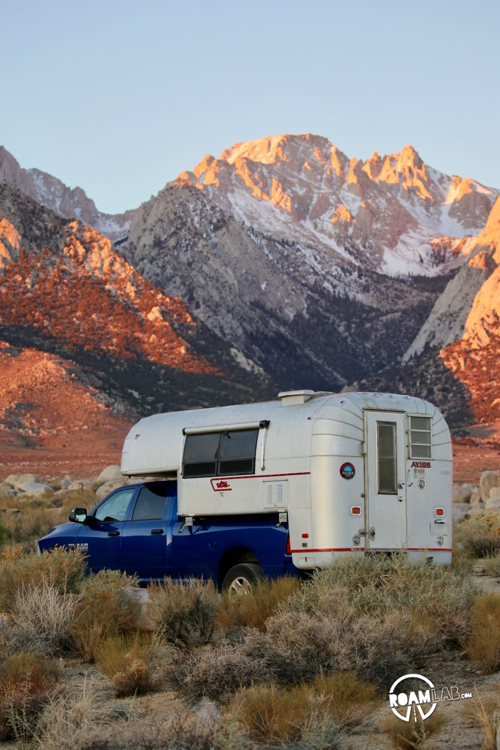 A Cotton Candy Sunrise, Overlanding On Movie Road, And Campfire Cooking In The Alabama Hills - Lone Pine, California