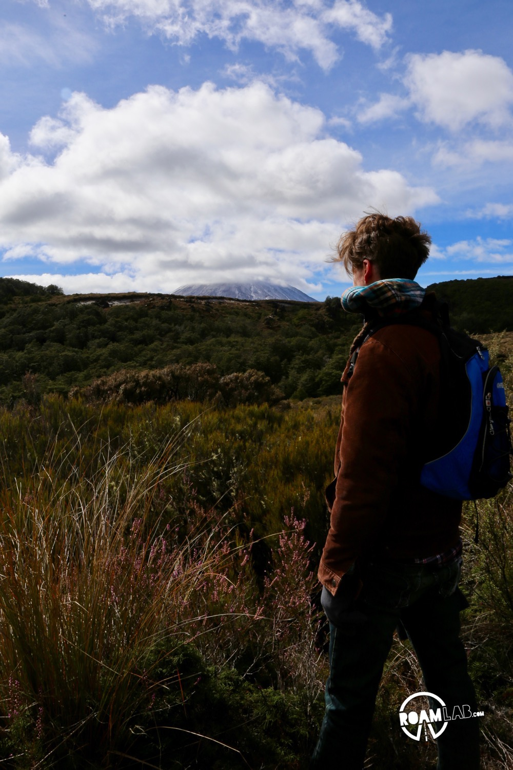 When inclement weather nixes our plans to hike the iconic Tongariro Alpine Crossing, we race the rain to hike the 4-mile Taranaki Falls Track.