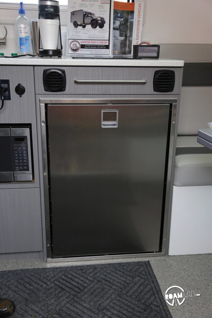 Isotherm refrigerator at the Overland Expo East 2018