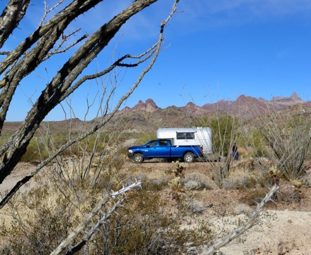 KOFA National Wildlife Wilderness