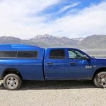 2015 Ram 3500 4x4 Truck in the Eastern Sierras