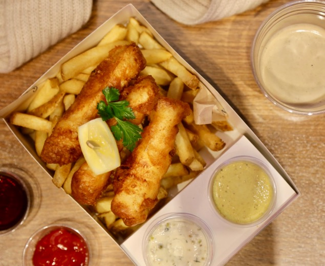 Fish & Chips in Las Vegas, Nevada