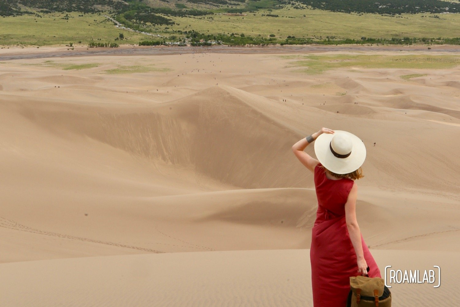 Hiking Great Sand Dunes National Park