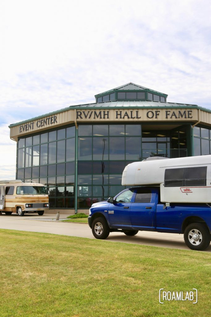 RV/MH Hall of Fame And Museum, Elkhart, Indiana