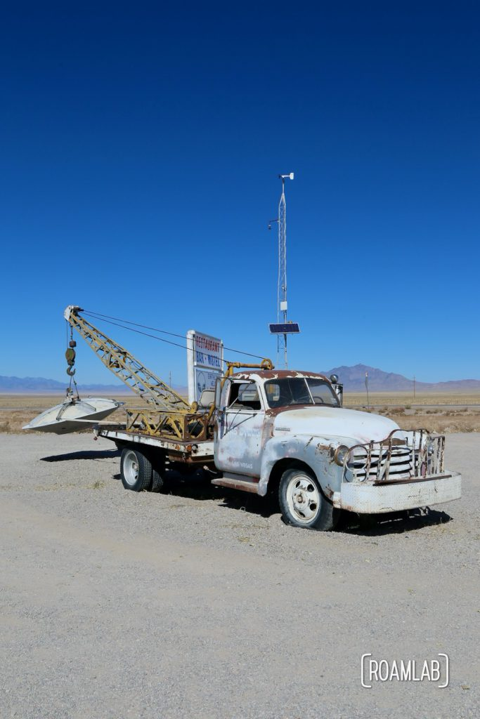 The CIA may have only acknowledged the existence of Area 51 on June 25, 2013, but this isolated patch south of Rachel, Nevada has been a hot-spot of ufo, extra-terrestrial, and conspiracy theory for decades.