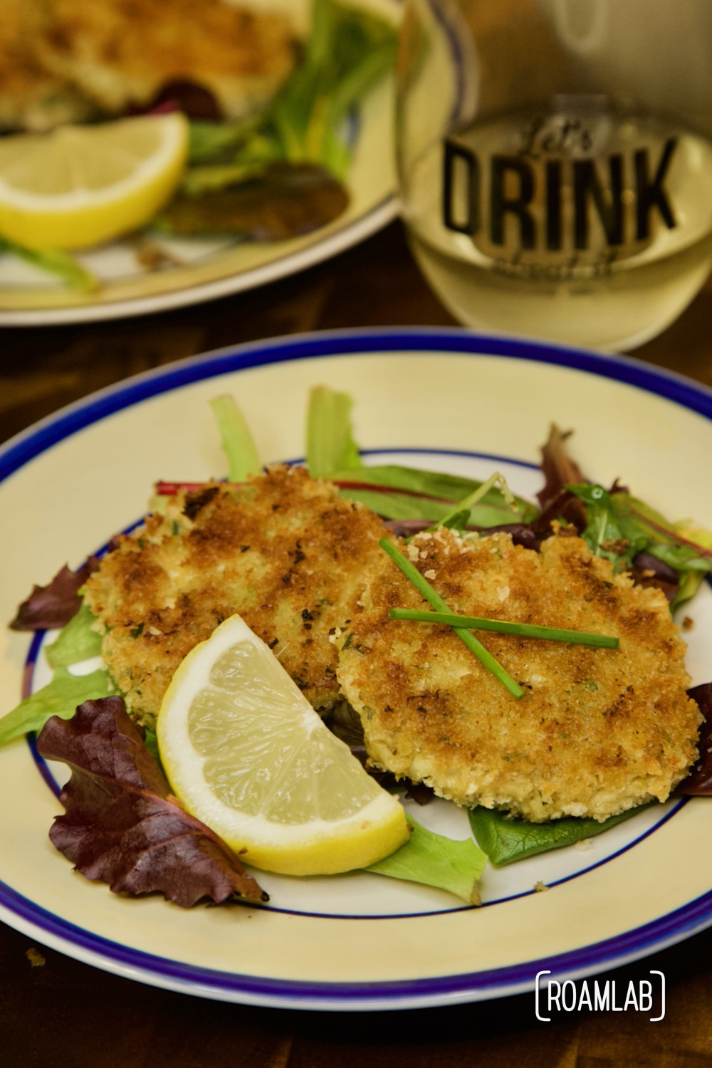Spare can of crab meat? Try this simple, campfire approved, panko crusted crab cake recipe as an appetizer or pair it with a salad or soup for dinner.